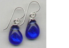 Earrings - teardrop small